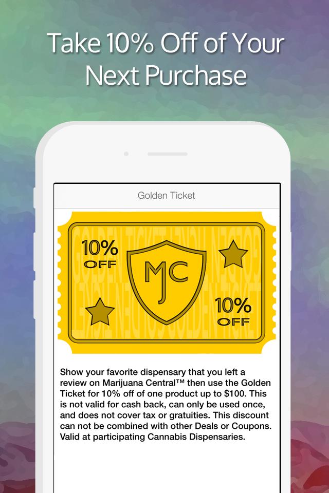 Marijuana Central App