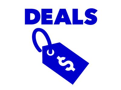 Promotions & Deals