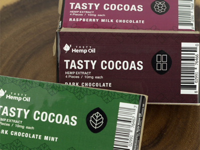 Tasty Hemp Chocolate